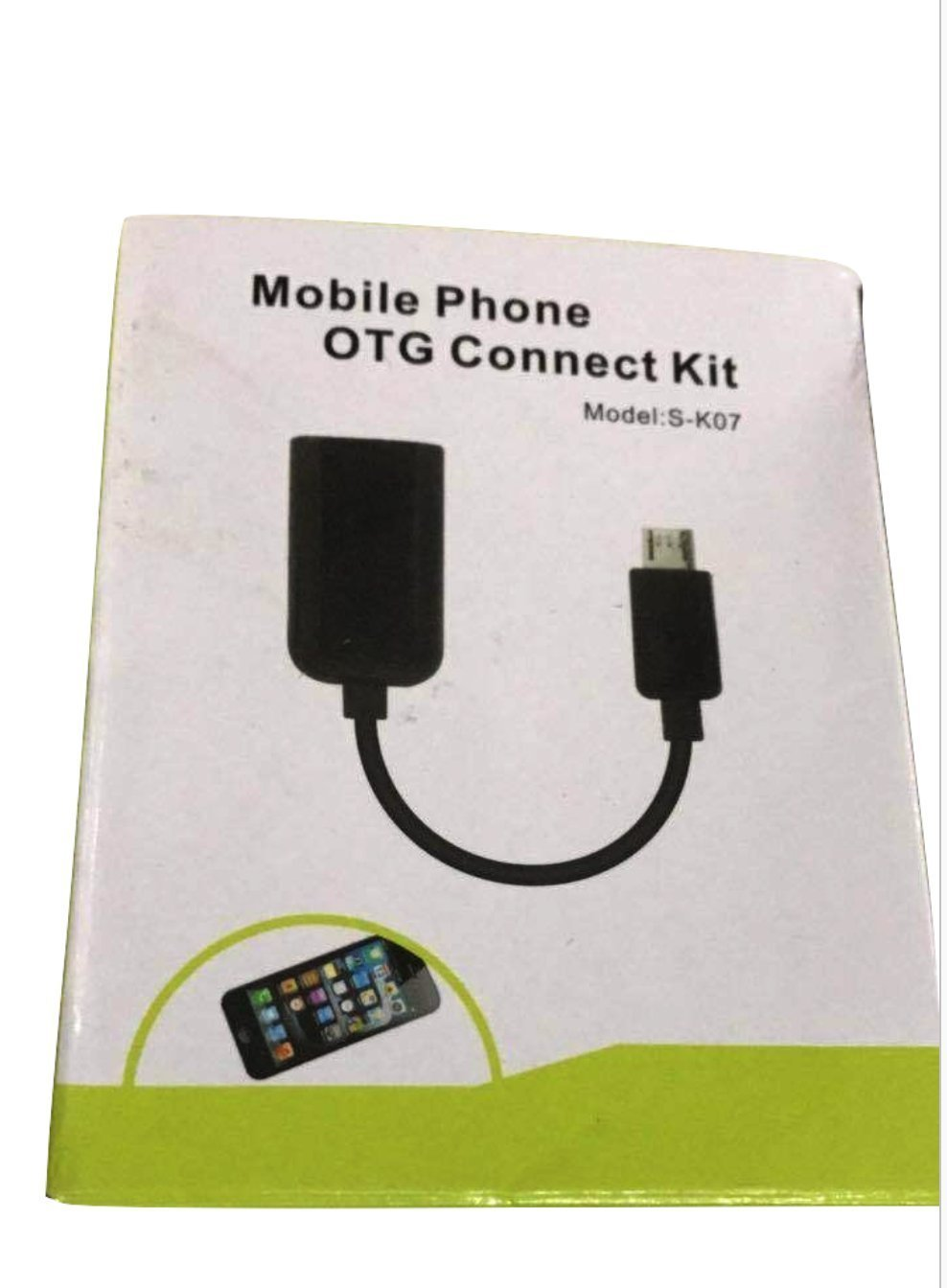 Buy Genericunbranded Micro Usb Otg Cable For Mobile Phone Connect Kit Android Supported Tablets And Mobiles Black Online At Low Prices In India Generic Reviews Ratings
