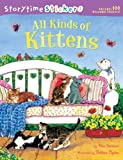 Storytime Stickers: All Kinds of Kittens, Kim Norman and Betina Ogden, 1402774648