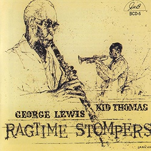 Ragtime Stompers - Kid Thomas
