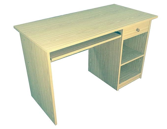 Mesa de estudio color Haya C, Montada pensada para mesa de ...