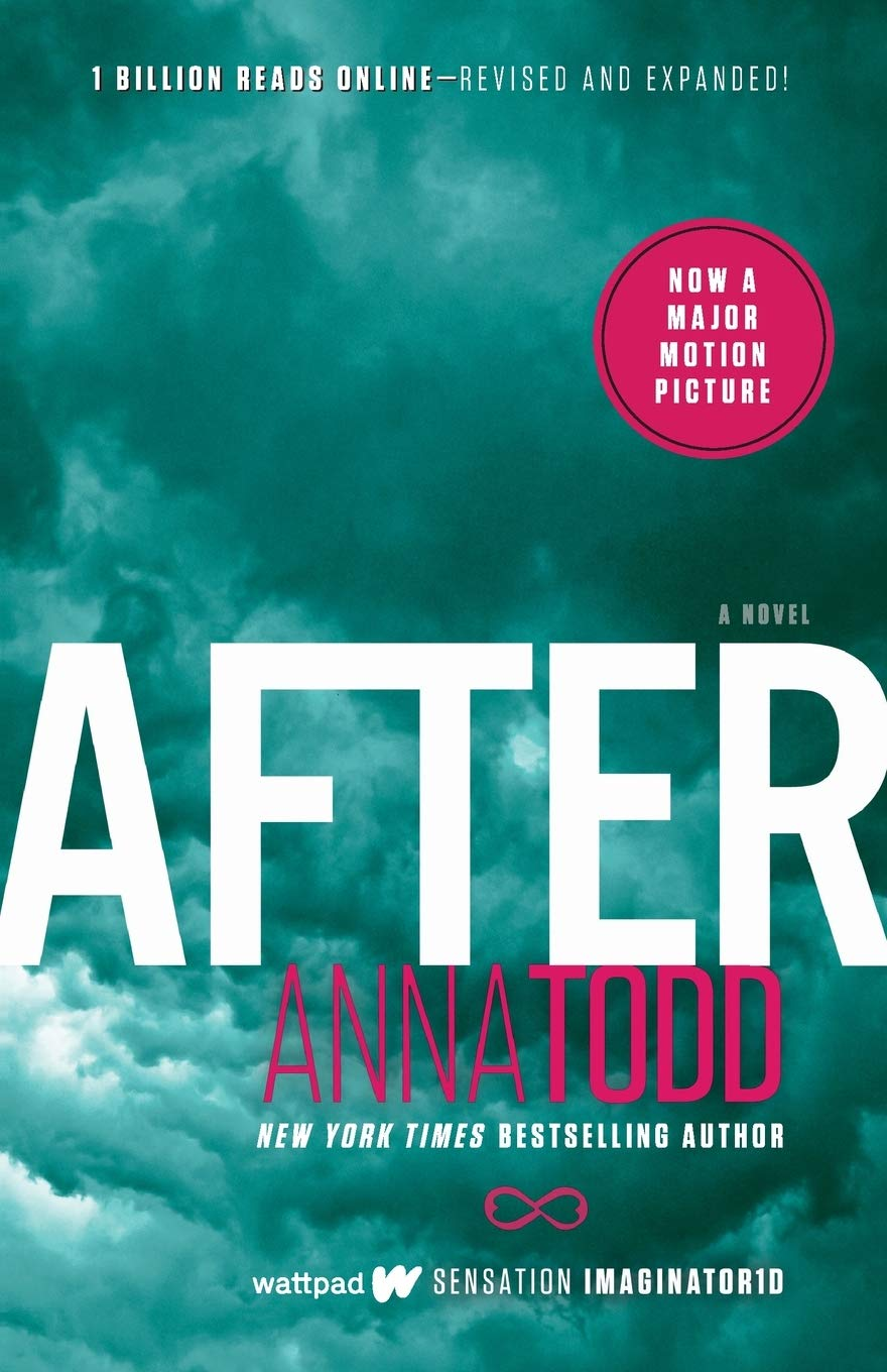 After (1) (The After Series): Todd, Anna: 8601418378976: Amazon ...