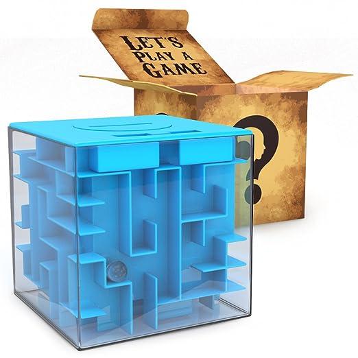 41 opinioni per Salvadanaio labirinto, un regalo unico