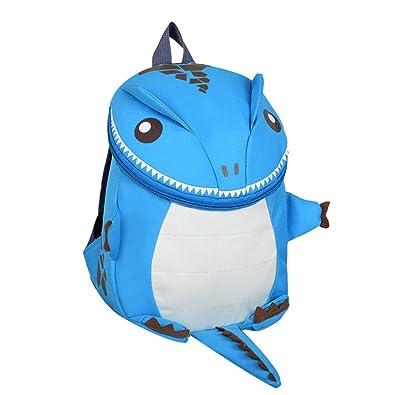 Tibes Cartoon Dinosaur Backpack Cute Backpack Kids Backpack for ...