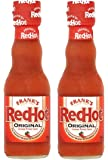 Frank's Red Hot Cayenne Pepper Sauce - 5 oz. (2-Pack)