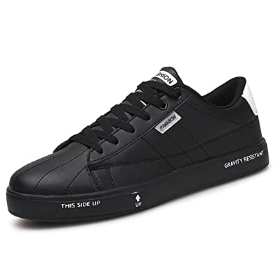 Men Shoes Men Casual Shoes Breathable Sneakers Zapatillas Deportivas Men Flats Shoes Black 5