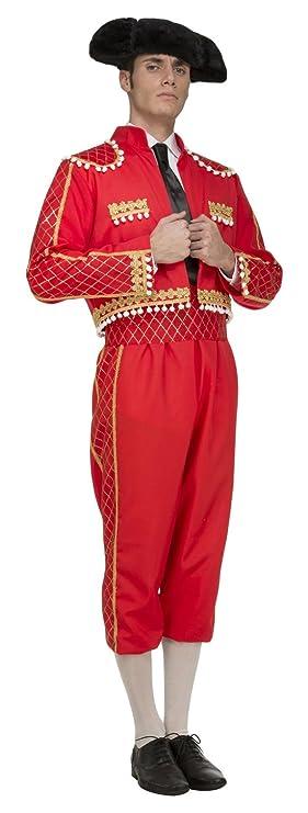 My Other Me Me-203898 Disfraz de torero para hombre, S (Viving Costumes 203898