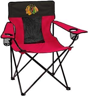 NHL Folding Elite Chair Mesh Back Carry Bag
