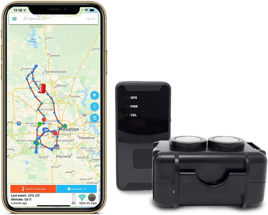 Install a GPS Tracking Device