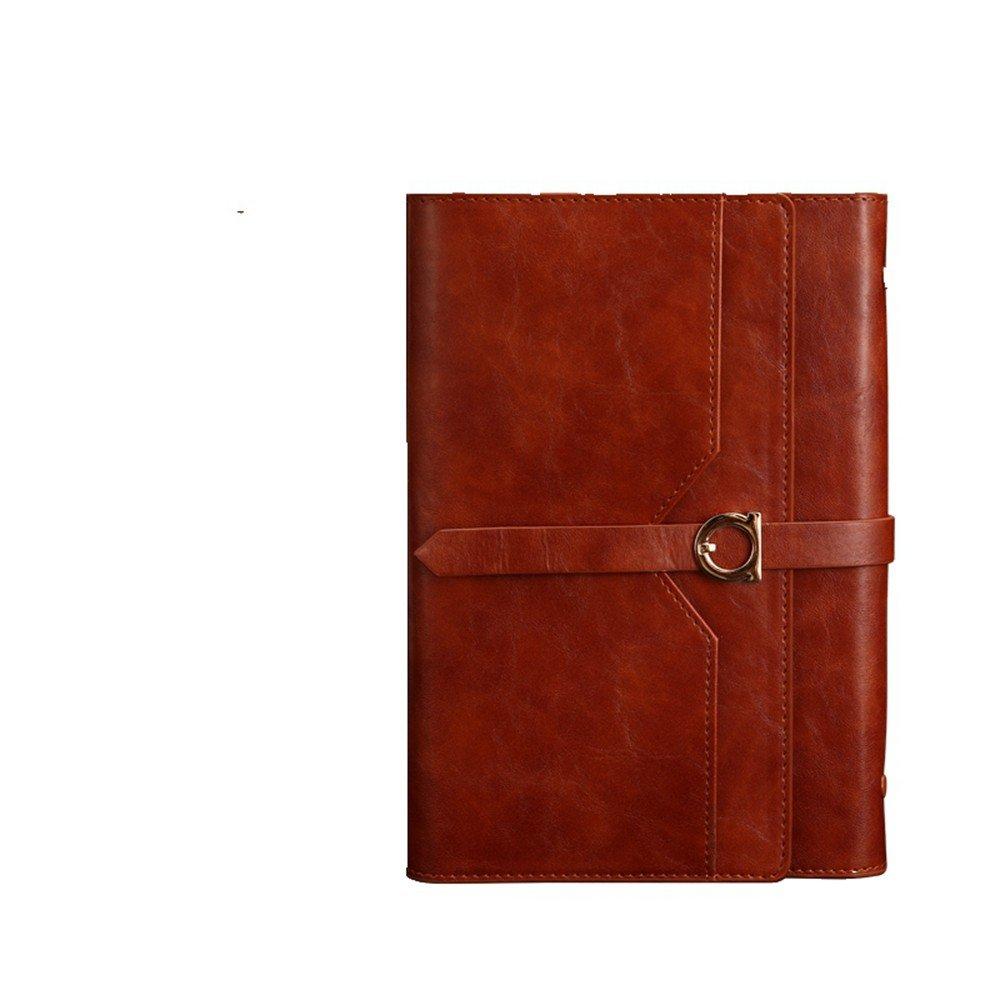 WWDDVH Diario De Oficina/Portátil De Negocios Con Hebilla/Cuaderno ...