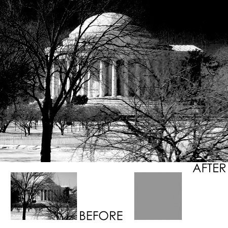 B + W 62mm Infrared Filter # 489 by B+W