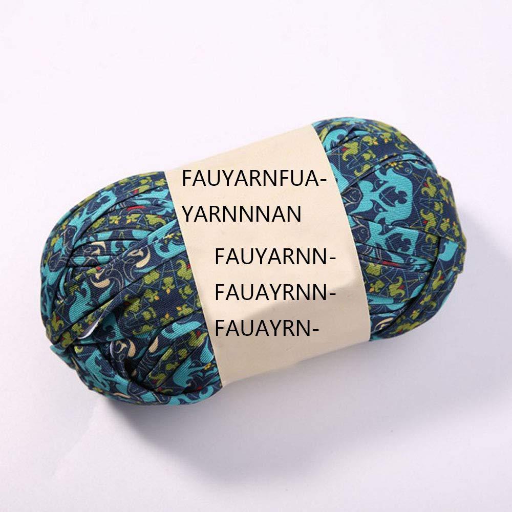 2.2ls T-Shirt Yarn,Trapilho,Zpagetti Yarn,Pet Cave T Shirt Yarn,Spaghetti Yarn,Tshirt Yarn,Recycled Yarn,Fabric Yarn DIY Knit Basket Crochet Bag Materials