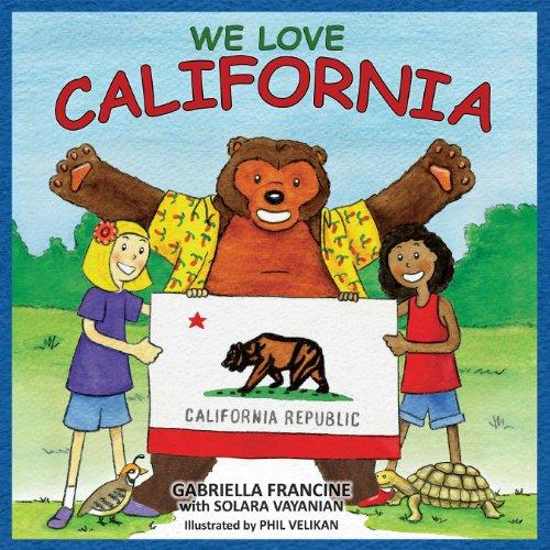 We Love California!