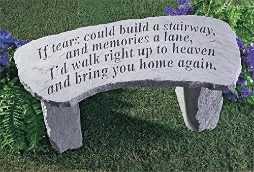 If Tears Bench