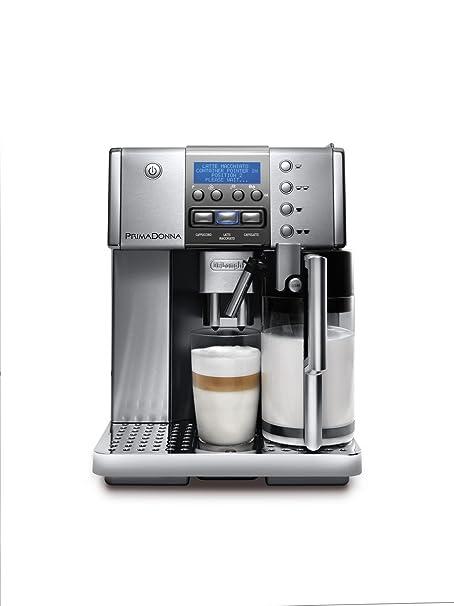 DeLonghi esam6620ex1 cafetera espresso Magnifica: Amazon.es: Hogar