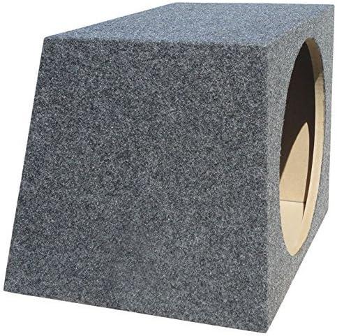 Genérica Box Caja VACÍA por Sub SUBWOOFER DE 30,00 CM 300 MM 12