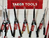 TABOR TOOLS B620A Hedge Shears with Wavy Blade