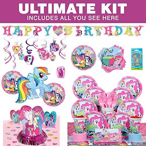 My Little Pony Ultimate Kit (Serves (Rarity Mlp Costume)