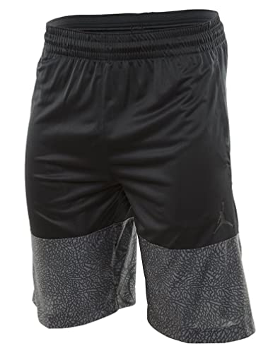1f96647f7a5c9e Nike Mens Jordan Wings Blockout Basketball Shorts  Amazon.co.uk ...
