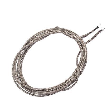 ROSENICE Cableado Del Circuito para Guitarra Electrica 300cm