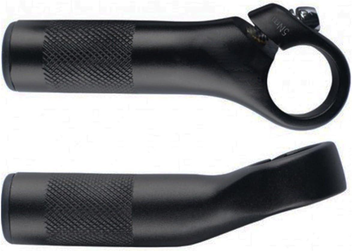 Acoples Apendices Negro UNO Kalloy para Manillar de Bicicleta + ...