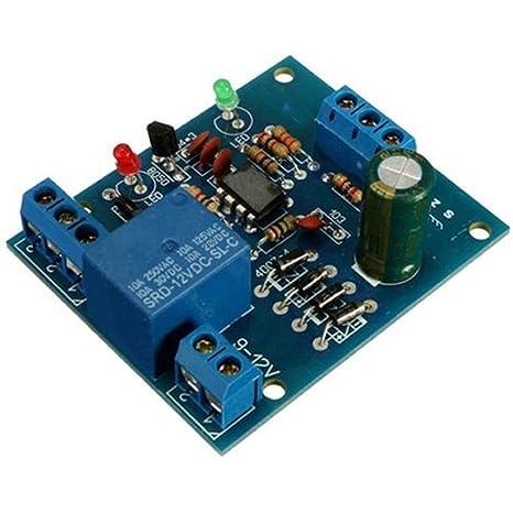 Módulo Winwill® controlador del nivel de agua o líquidos con sensor: Amazon.es: Iluminación