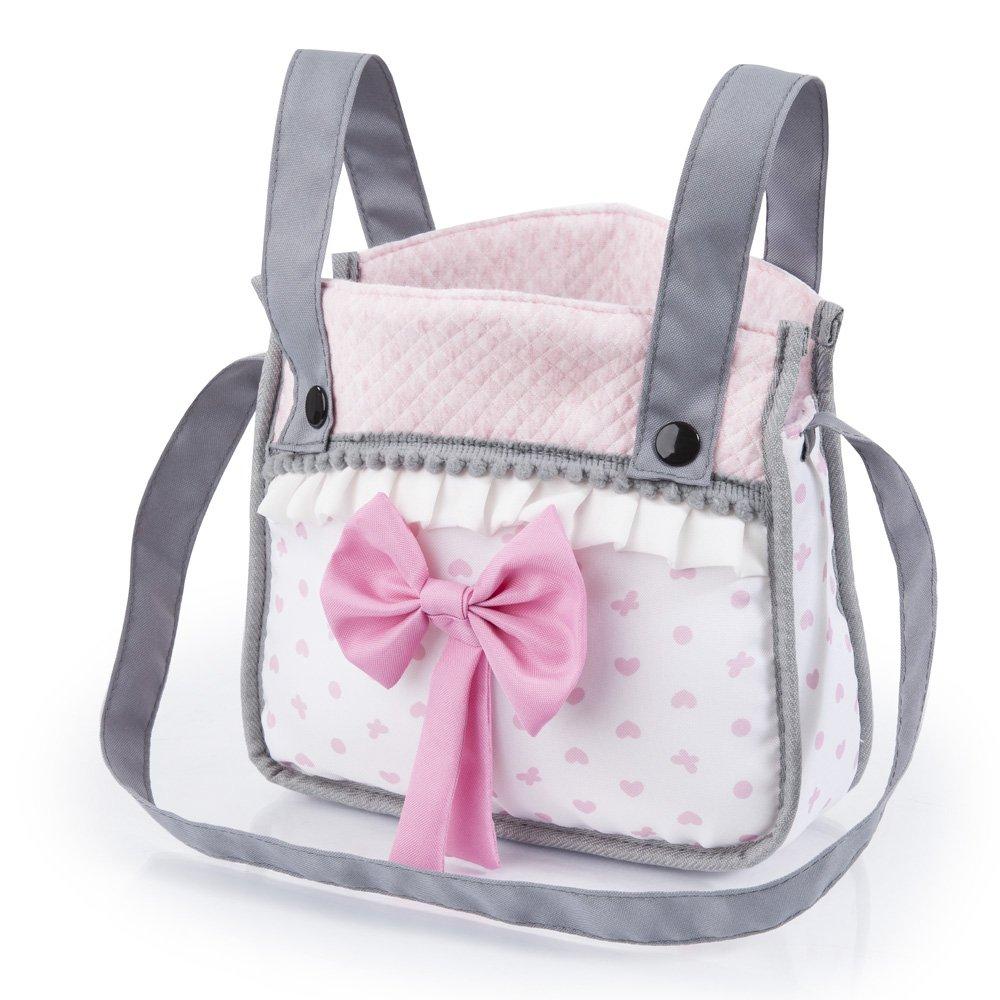 Amazon.com: CLAUDIO REIG Pram Bebe-Paseo Urban Neo Pink, Colour (rer18501): Toys & Games