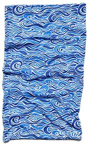 Costa Del Mar Buff Waves C-Mask (Del Mar Wave Costa)