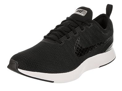 finest selection ea38b 04019 Nike Dualtone Racer (GS), Chaussures de Fitness garçon, Noir (Black