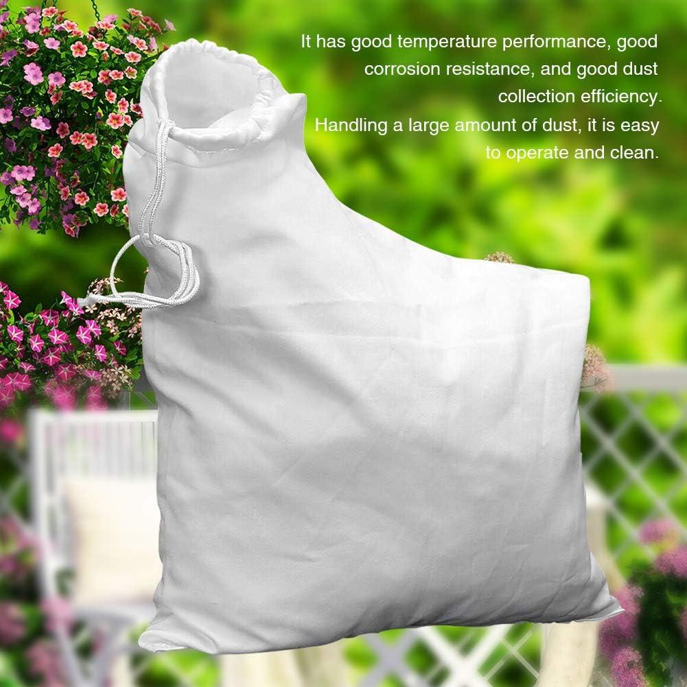 sacchetto per trituratore sottovuoto per soffiatore di foglie 2595 sacchetto di raccolta per soffiare foglie elettrico sacchetto per trituratore di prato Sacchetto per soffiatore di foglie