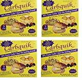 Carbquik Baking Biscuit Mix, CguQBM 4 Pack (3 lb. box)