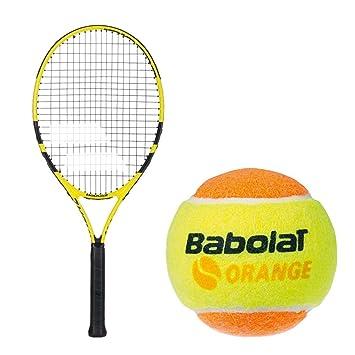 Amazon.com: Babolat Nadal Junior - Juego de raquetas de ...