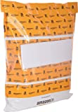 Securement Amazon.In Branded Premium Polybag With Document Pouch (Size: 12 Inches X 14 Inches, 100 Polybags)