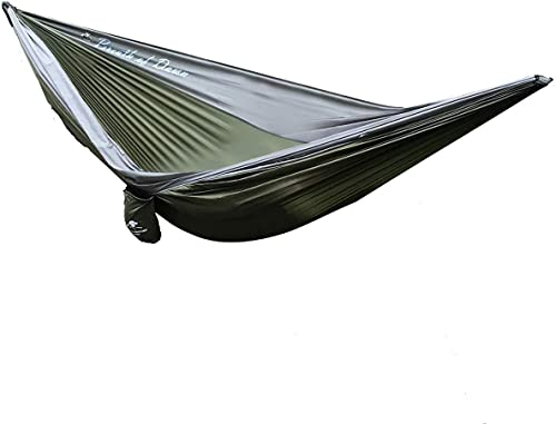 American Brother Outdoor Breath of Dawn Double Hammock Ripstop Nylon