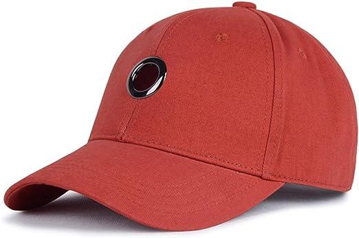Gorra de béisbol Gorras de Visera para Hombres y Mujeres Color ...
