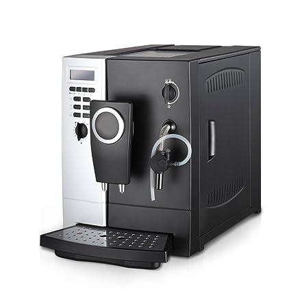 MENUDOWN Máquina De Café Máquina De Café Automática Hogar Una Espuma De Frijol Molienda Oficina Comercial
