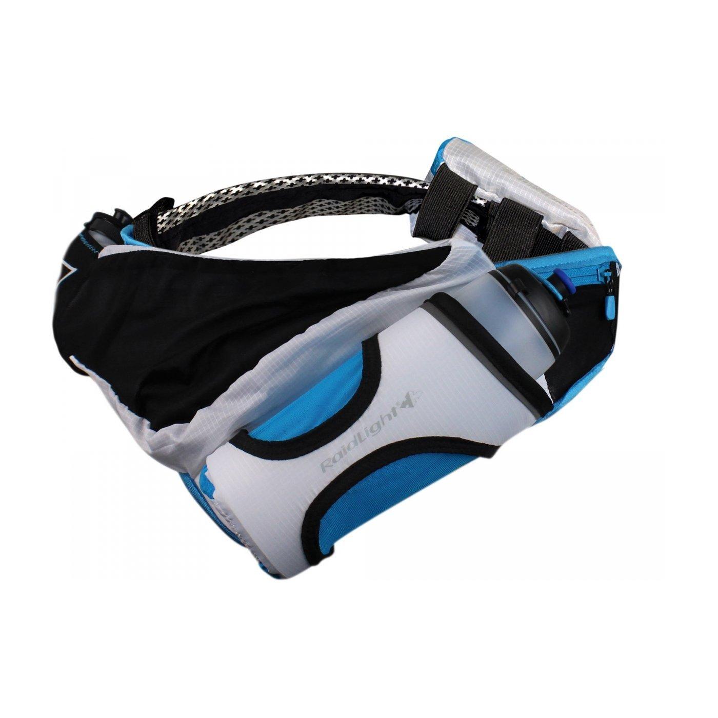 RaidLight Tür Kanister 1000 45 ° weiß schwarz und blau Gürtel Running