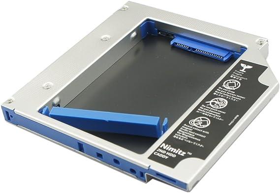 Nimitz disco duro HDD SSD portátil para iMac A1311, A1312, Mac ...