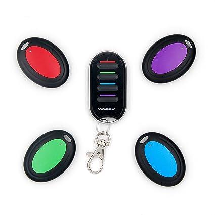 Amazon Vodeson Kf04b Wireless Rf Wallet Locator Key Finder