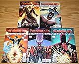 #7: Shadowland #1-5 VF/NM complete series ; Marvel (Daredevil, Spider-Man, Luke Cage, Iron Fist, Punisher)