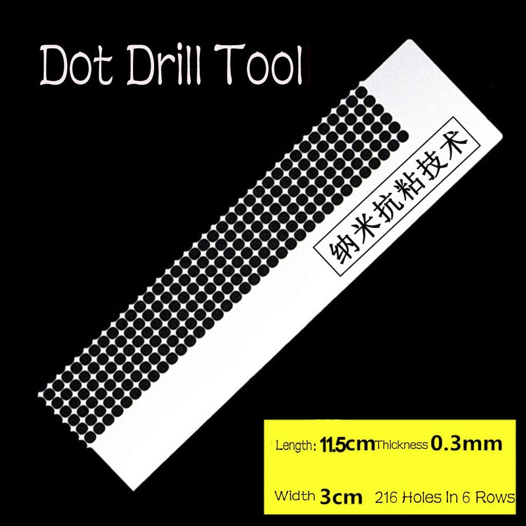 Dot Drill Magic Tool Diamond-Painting-Kits-for-Adults Sticky-Dots Diamond Painting Ruler Art-Supplies-for-Beginners Led-Light-Board-for-Diamond-Painting Diamond Embroidery Mesh Ruler