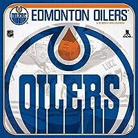 Edmonton Oilers 2018 Wall Calendar