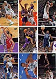 Upper Deck 2008 2009 NBA Basketball Series Complete Mint Basic 200 Card Veteran Players Set with Lebron James, Kobe Bryant, Kevin Durant and Many Others