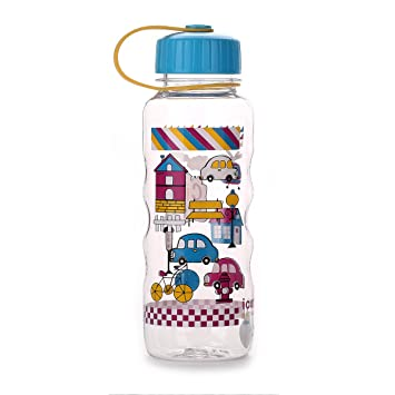 Icon BPA-Free Plastic Water Bottle 750ml Portable Cup