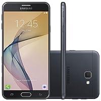 Samsung - Smartphone Galaxy J5 Prime desbloqueado, Android 6.0.1, 32GB, leitor de digital, dual chip - Preto