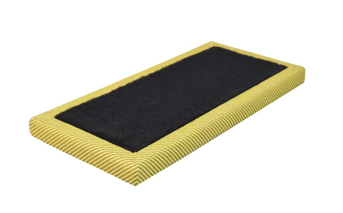 Ruach Light Tweed Finish Size 1 Pedalboard 34 × 15.5 x 2cm