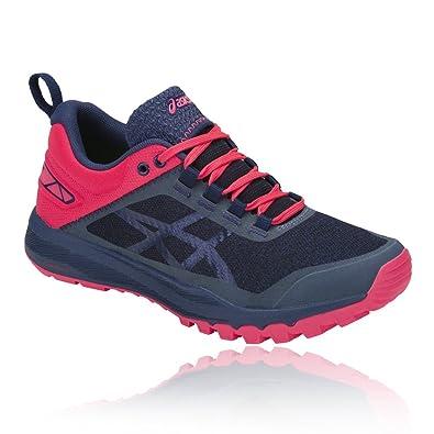 Asics Gecko XT, Chaussures de Running Femme, Multicolore (Azure/Deep Ocean 400), 40.5 EU