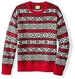 Ugly Fair Isle Unisex Jacquard Crewneck Sweater