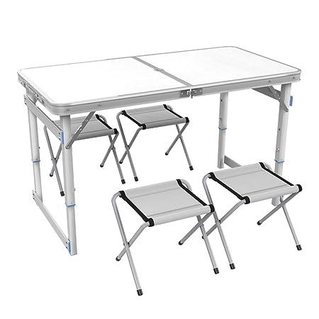 Notebook Table Folding Table Picnic Table Xxcm Aluminum Alloy - Picnic table specs