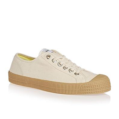 9b33c487ecc4 Novesta Star Master Plimsoll Off White  Amazon.co.uk  Shoes   Bags