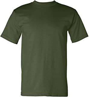 product image for Bayside Men's American Made Cotton Basic T-Shirt